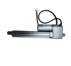 China Waterproof Mini Linear Actuator with pot 12volt 300mm Stroke 1000N push/pull, Micro motor linear actuator with switches on sale