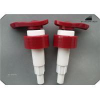 Leak proof Plastic Lotion Dispenser Pump Bathroom Soap Dispensers