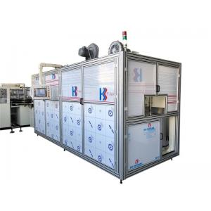 China Full Automatic Baby Diaper Packaging Machine Line Rolling Film Bag on sale