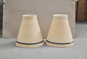Quality Bottom Pouring Shapes Refractory Fire Clay Bricks For Ingot Steel Casting for sale