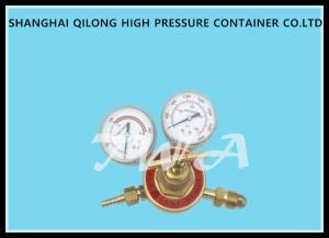 China Dissolved Acetylene Industrial Gas Regulator With Inlet Connection G5/8' on sale