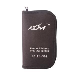 China KLOM Auto Lock 16 Set Scissors Deft Hand Auto Locksmith Tools on sale