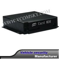 SD card vehicle dvr with GPS function for bus security