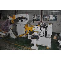 Air Feeder Sheet Metal Decoiler Stamping , Automatic Roll Feeder Machine
