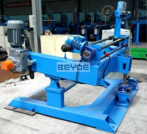 China ShaftLess Cable Stranding Machine Take Up Device With Drive Control System on sale