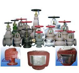 China Cast iron globe valve  check valve 16K F7309 /F7377 on sale