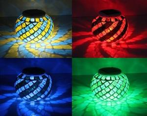 China Solar LED Lamp Sun Jar Solar Sunshine Jar lamp on sale