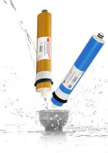 China NSF RO Water Purifier Membrane For Removing Chlorine / Fluoride / Bacteria on sale
