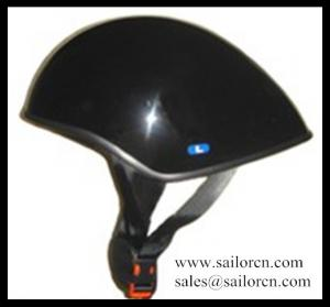 China Half face Paraglider helmet GD-J Black on sale