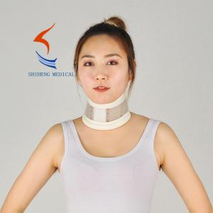 China Whosale high quality plastic cervical collar neck support collar on sale