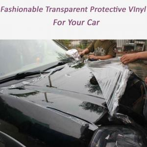China car body protective vinyl film on sale
