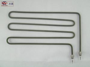 China High Temp Tubular Heating Elements 220V For Home Heaters with Stainless Steel 321 Pipe on sale