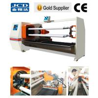JC-C03 Good quality high precision full automatic Four shafts turret adhesive tapes log roll cutting machine