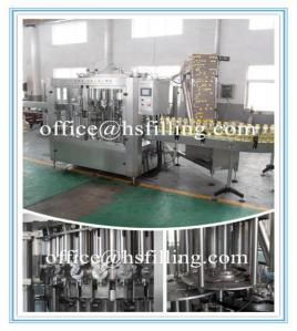China PLC Control Oil Filling Machine For Fruit & Vegetable Sauce ISO on sale