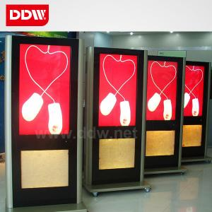 China 46inch standing digital signage open source network lcd display on sale