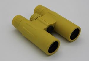 China Girls Yellow Bird Watching Binoculars , Pocket Binoculars For Bird Watching on sale