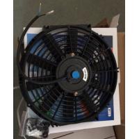 12 Volt Universal Radiator Cooling Fan , 10 Inch High Performance Radiator Fans