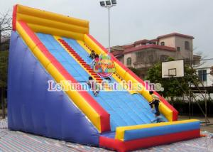 China 0.55mm PVC Inflatable Sport Games With Australian Standards AS3533 on sale