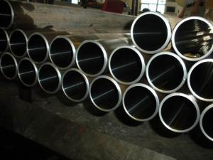 China E355 Honed Seamless Steel Pipe , Seamless Steel Tubes For Mechanical Structure on sale