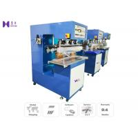 10 Times / Min 3 Phase Automatic Tarpaulin Welding Machine 27.12MHZ Frequency