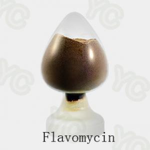 China Promoting Growth Flavomycin Raw Powder CAS 11015 37 5 Feed Grade 8% Effectivity on sale