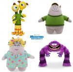 Cartoon Disney Plush Toys Monsters University 30cm - 40cm For 3+ Ages