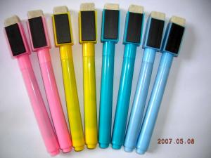 China Promotion magnetic marker pen dry erase magic marker pen on sale