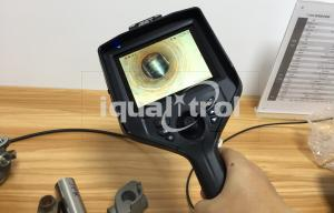 China Modular Design Industrial Video Borescope with MegaPixel Camera Touch Screen Android OS on sale