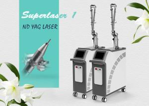 China Q Switch Nd YAG Laser For Melasma Laser Tattoo Removal Yag Laser Korea Light Arm on sale
