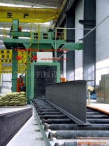 China H-beam Shot Blasting Machine on sale