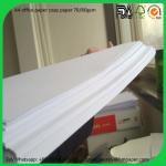 China 102%-104% Brightness Printing Copier Paper A4 size/in jumbo roll wholesale