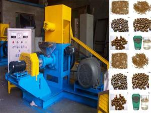 China floating fish pellet press machine(0086-15238618565) on sale