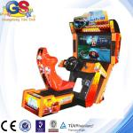 2014 3D 5D Coin Operated maximum tune game machine car racing game machine