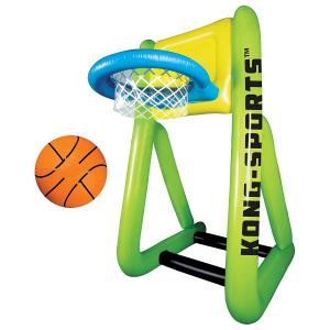 China Inflatable Water Sports Floating Basketball Shooting Game Toy Set for kids on sale