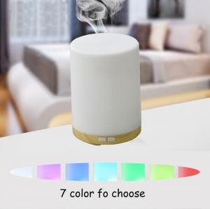 China DC 12V Aroma Fragrance Diffuser Humidifier LED Light Last 10 Hours Interval 20 Hours on sale