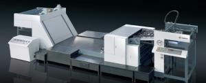 China HIGH SPEED UV SPOT COATING MACHINE on sale