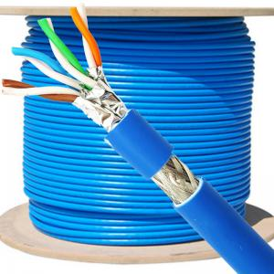 China 22awg Category 8 Lan Cable on sale
