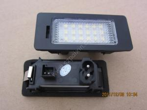 China BMW E39 LED License Plate Lamp on sale