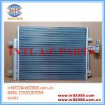 condensador de uma C.A. de 570 x 470 x 16 milímetros, condicionamento de ar 1405365 /6G9119710CB para o bar de FORD GALAXY/MONDEO IV, VOLVO S80