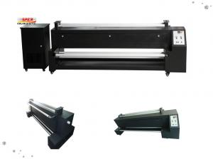 China 1600mm Dye Sublimation Fabric / Textile Heater Post Treatment Equipment on sale
