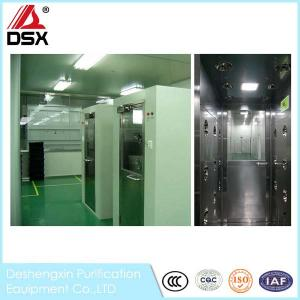 China clean room air shower room for pharmaceutical GMP on sale
