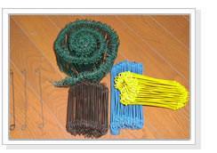 China Bag Ties,Loop Wire on sale