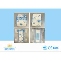 China 2018 Disposable Baby Diaper with Wetness Indicator Factory in China on sale