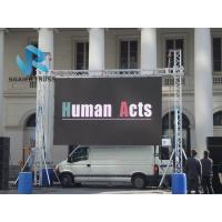 China 6 X 6m Spigot Hanging Led Screen Truss Versatile Load Capacity Up To 2000 Kg on sale