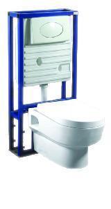 China Wall Hung Toilet (LD512) on sale
