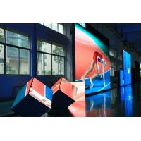Full Color LED Advertising Display , Indoor Led Billboard Signs SMD 3 IN 1 RGB P6 P8 P10