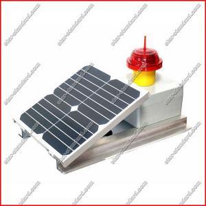 China LED Low-Intensity Type B Obstruction Solar Aviation Light on sale