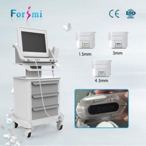 China CE Approved Forimi Anti aging portable hifu machine face lift and wrinkle removal on sale