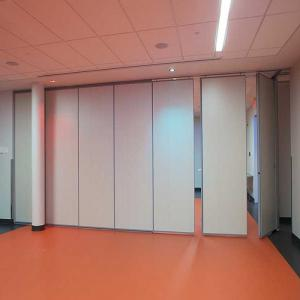 China Commercial Sound Proofing Movable Aluminum Office Partition Walls Price on sale