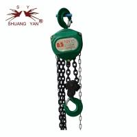 China Small Size 2 Ton Chain Hoist Trolley Advanced Structure Attractive Appearance on sale